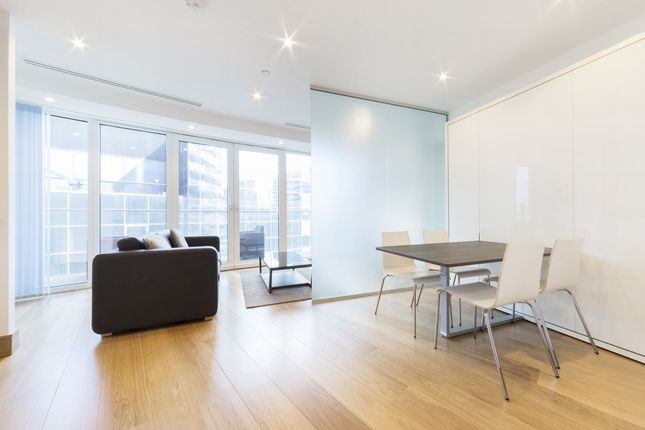 Studio to rent in Arena Tower, 25 Crossharbour Plaza, Canary Wharf, London