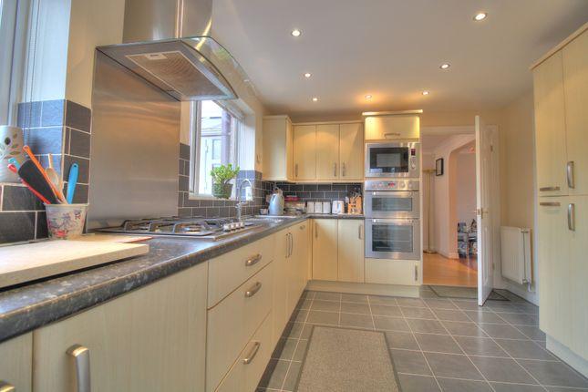 Kitchen of Evergreen Close, Chorley PR7