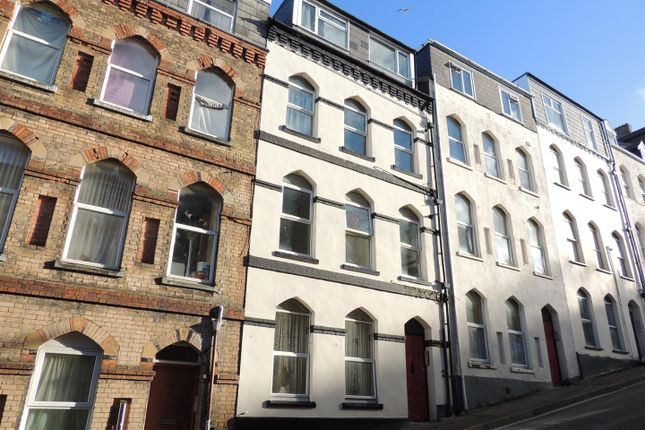 Thumbnail Flat to rent in Oxford Grove, Ilfracombe
