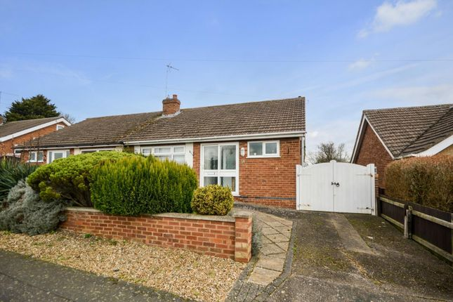 2 bed semi-detached bungalow for sale in Spring Gardens, Earls Barton, Northampton NN6