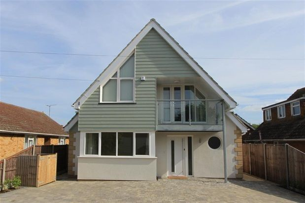 Thumbnail Detached house to rent in St. Marys Grove, Seasalter, Whitstable