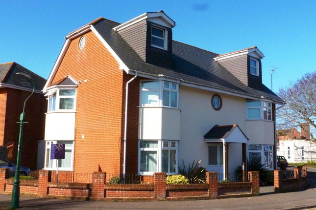 Thumbnail Flat to rent in Priory View Road, Moordown, Bournemouth