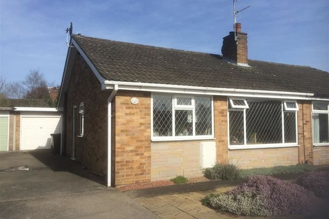 2 bed semi-detached bungalow for sale in Beech Avenue, Bishopthorpe, York