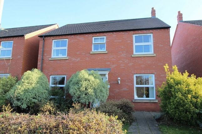 Thumbnail Detached house for sale in Bishopton Lane, Bishopton, Stratford-Upon-Avon