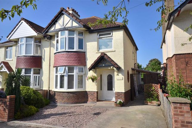 Thumbnail Semi-detached house for sale in Newark Road, Gloucester