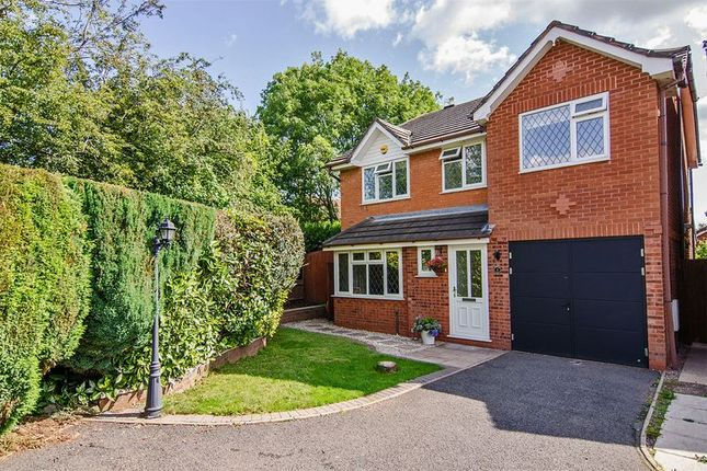Thumbnail Detached house for sale in Baskeyfield Close, Boley Park, Lichfield