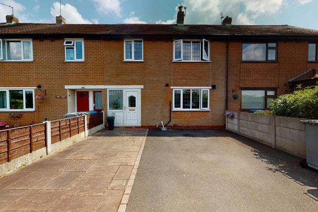 3 bed town house for sale in Valley Road South, Urmston, Manchester M41