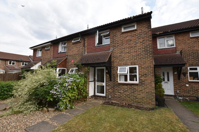 Thumbnail Terraced house for sale in Furtherfield, Abbots Langley