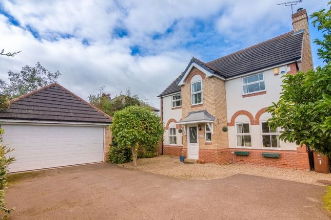 Thumbnail Detached house for sale in Kingfisher Reach, Collingham, Leeds
