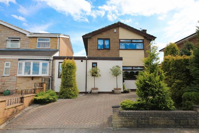 Thumbnail Detached house for sale in Mendip Avenue, Winstanley, Wigan
