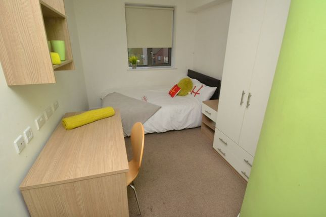 Thumbnail Flat to rent in St. Marks Street, Nottingham