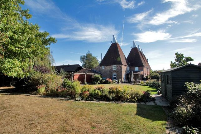 Thumbnail Semi-detached house for sale in New Lodge Farm, Hunton Road, Chainhurst, Kent