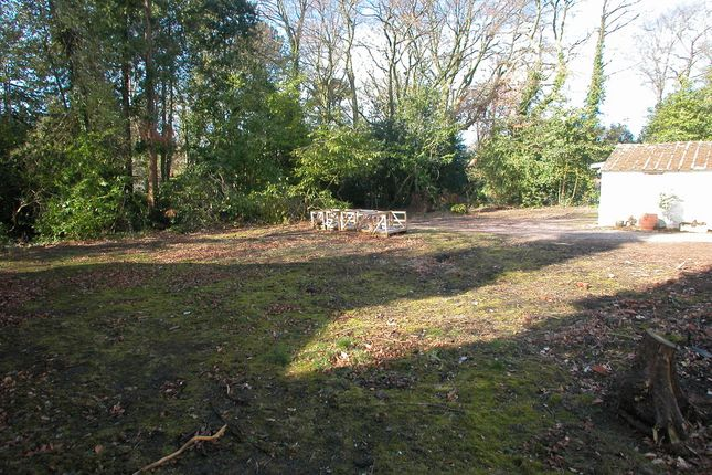 Thumbnail Land for sale in Noctorum Road, Prenton