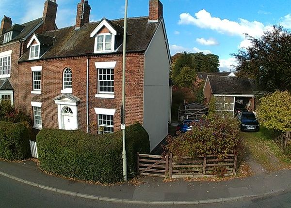 Thumbnail Town house for sale in Stafford Street, Market Drayton