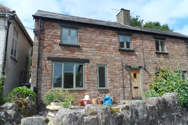 Thumbnail Terraced house to rent in High Street, Littledean