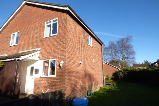 2 bed end terrace house for sale in School Lane, Sprowston