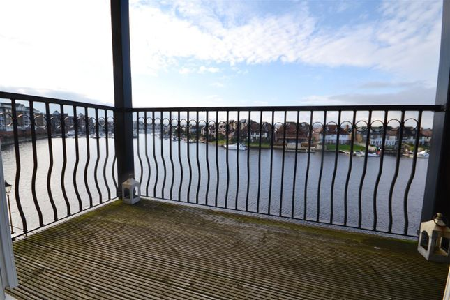 Thumbnail Flat for sale in Long Beach View, Eastbourne