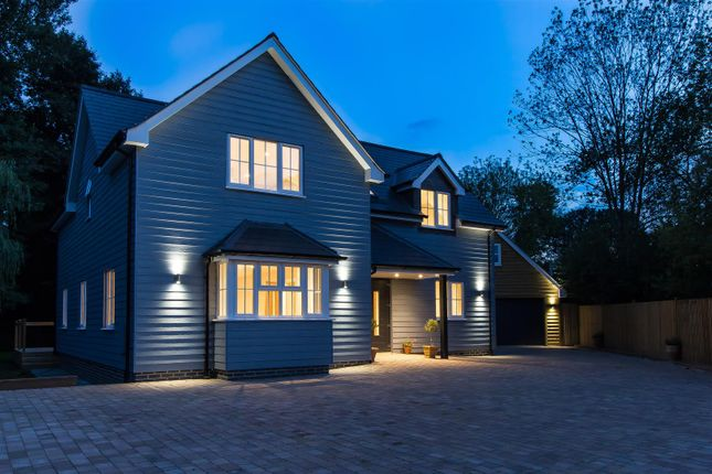 Thumbnail Detached house for sale in Scaynes Hill Road, Lindfield, Haywards Heath