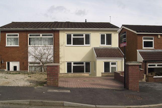 3 bed semi-detached house to rent in Hengoed Parc, Hengoed CF82