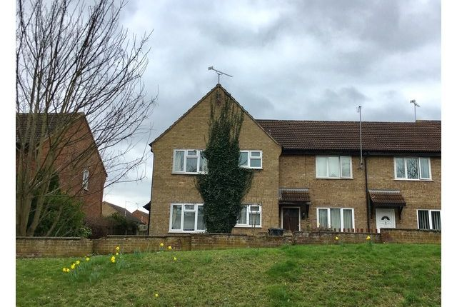 Thumbnail Terraced house to rent in Yew Tree Rise, Ipswich