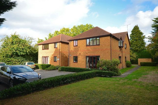 Thumbnail Flat for sale in Rosewood, Rorkes Drift, Mytchett, Surrey
