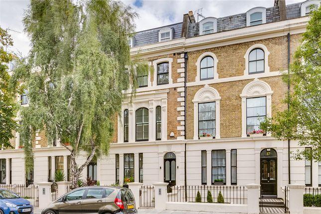 External of Formosa Street, London W9