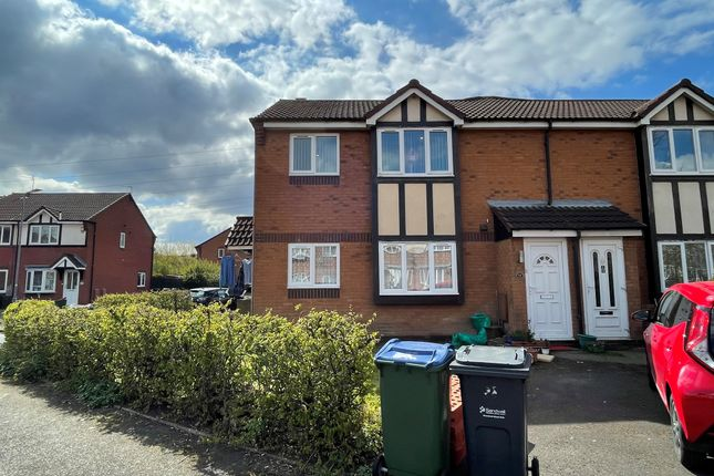 1 bed flat for sale in Sorrel Drive, Walsall WS5