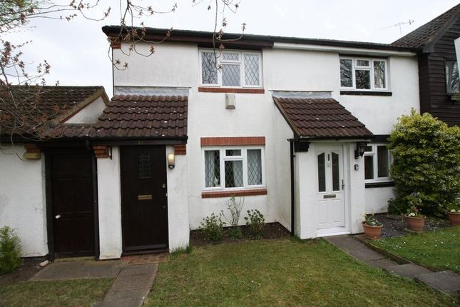 Thumbnail Terraced house to rent in Roman Gardens, Kings Langley