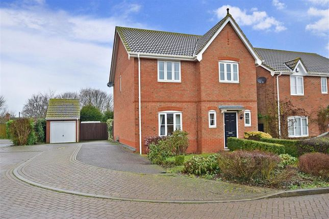 Thumbnail Detached house for sale in Scoones Close, Bapchild, Sittingbourne, Kent