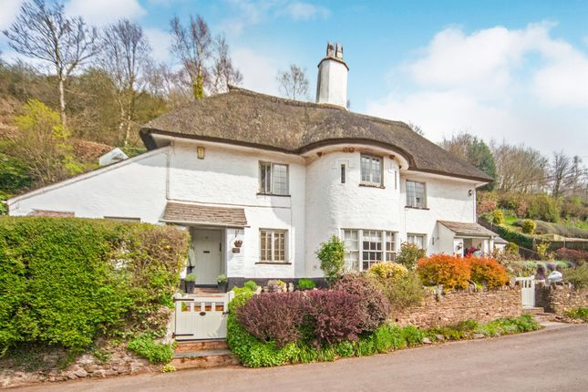 Thumbnail Cottage for sale in Luxborough, Watchet