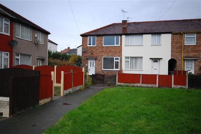 Thumbnail Terraced house to rent in Norwood Road, Wallasey, Wirral