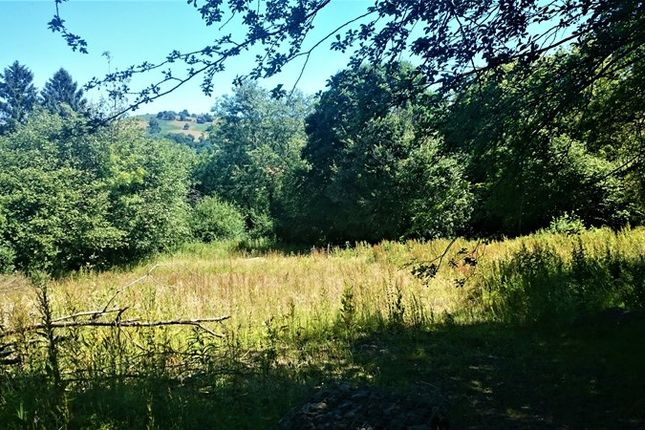 Thumbnail Land for sale in Newton Street, Abercanaid, Merthyr Tydfil