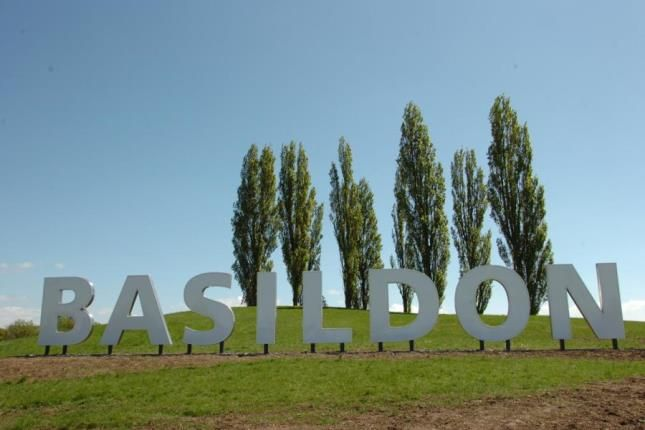 Thumbnail Property for sale in Basildon, Essex