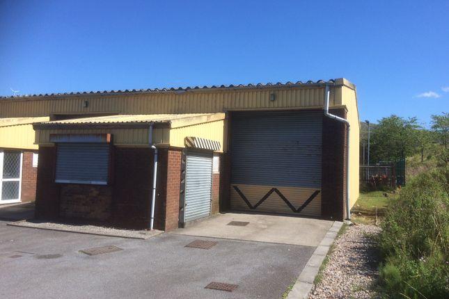 Thumbnail Industrial to let in Unit 3 Gelli Industrial Estate, Pentre, Rhondda Cynon Taff
