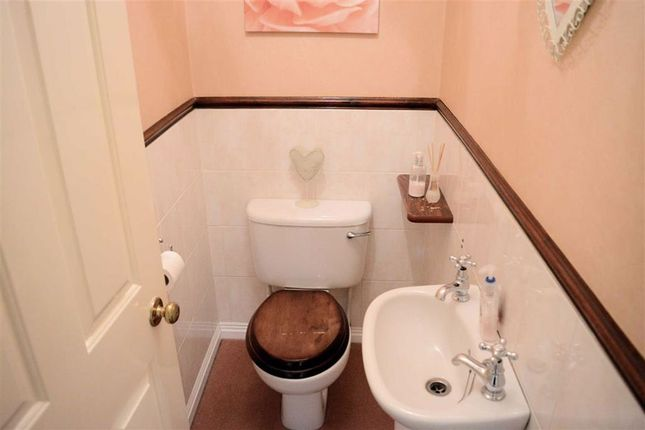 Downstairs WC of Maypole Gardens, Cawood YO8
