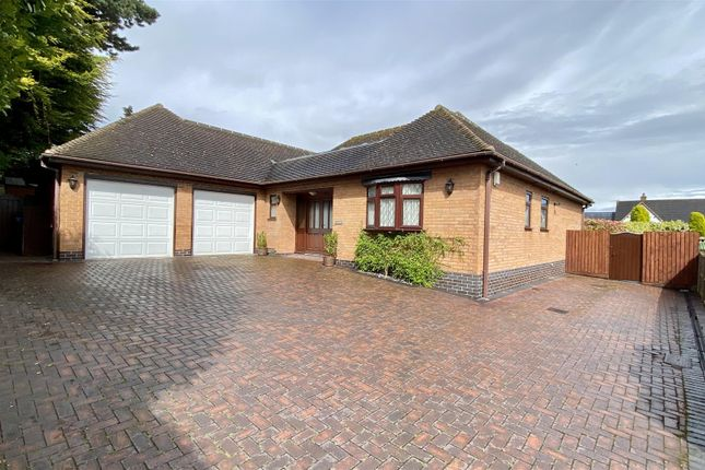 Thumbnail Detached house for sale in Wilemans Close, Earl Shilton, Leicester