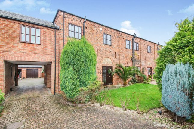 Thumbnail Barn conversion to rent in Castle Farm, South Cave