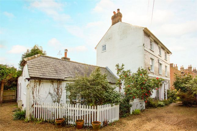 Thumbnail Detached house for sale in Church Road, Newick, East Sussex