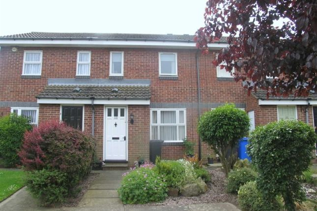 Thumbnail Terraced house to rent in Dinningside, Belford