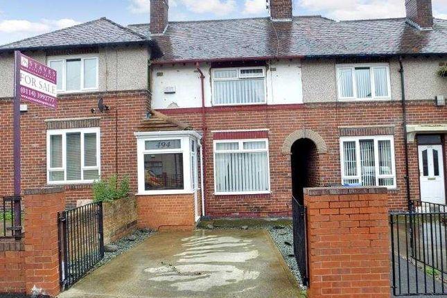 Arbourthorne Road Sheffield S2 3 Bedroom Terraced House