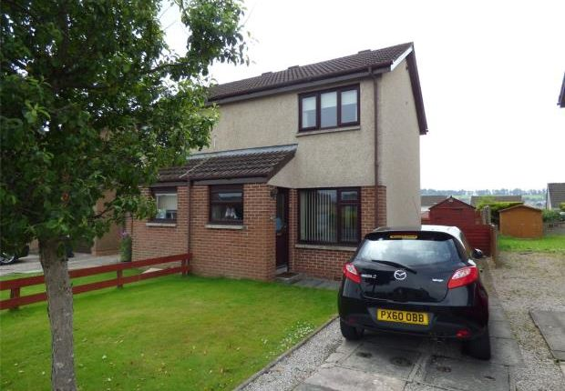 Thumbnail Semi-detached house for sale in Lime Grove, Dumfries, Dumfries And Galloway