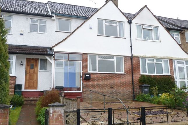 Thumbnail Terraced house for sale in Westleigh Avenue, Chipstead, Coulsdon