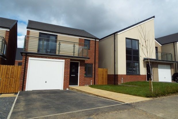 Thumbnail Property to rent in Osprey Walk, Newcastle Upon Tyne