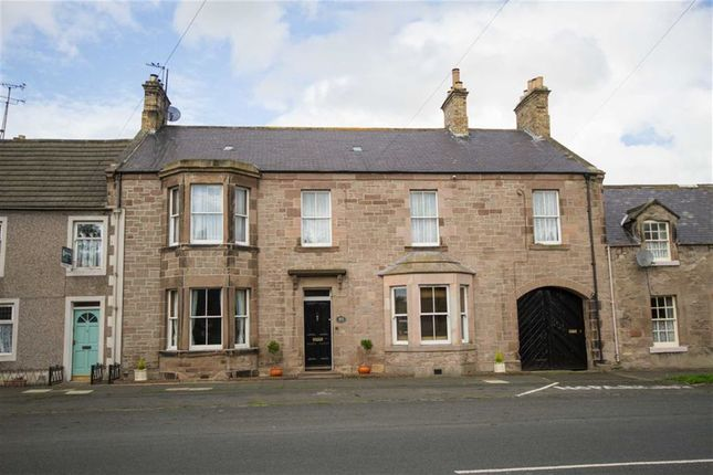 Thumbnail Terraced house for sale in Castle Street, Norham, Northumberland