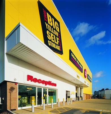 Warehouse to let in Big Yellow Self Storage Edmonton, 8 Advent Way, Edmonton, London