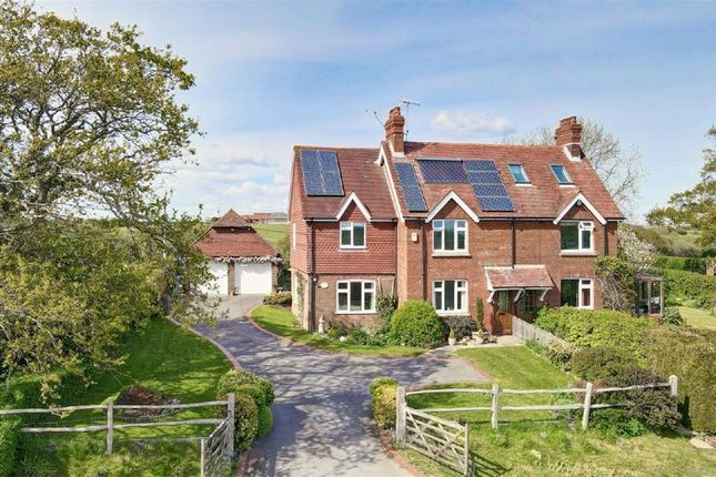 4 bed semi-detached house for sale in Common Lane, Berwick, Polegate BN26