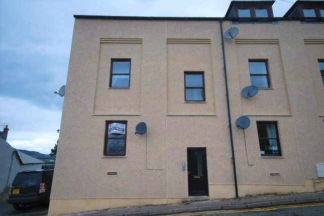 Thumbnail Flat to rent in Church Street, Crieff