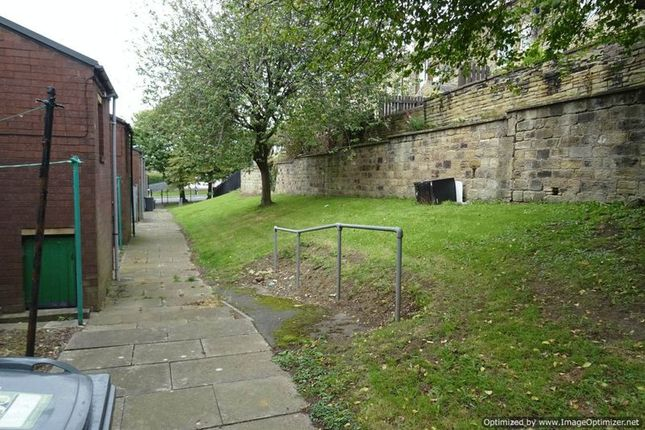 Outside of Welham Walk, Bradford BD3
