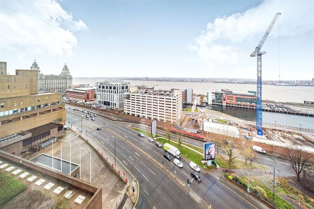 Thumbnail Flat for sale in West Tower, 8 Brook Street, Liverpool