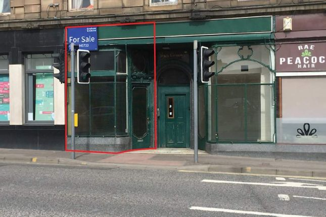 Thumbnail Retail premises for sale in 7 York Place, Perth